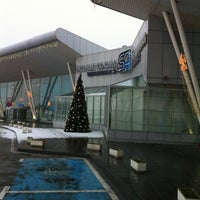 Photo taken at Terminal 2 by Kostya L. on 1/12/2013