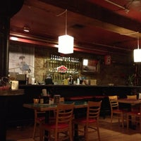 Photo taken at The Underground Asian Fusion Bistro by Jane P. on 12/10/2012