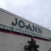 Photo taken at JOANN Fabrics and Crafts by Jane P. on 2/5/2013