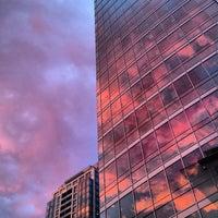 Photo taken at Microsoft City Center Plaza by Jane P. on 8/11/2013