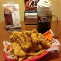 Photo taken at A&W by Sheda on 7/23/2013