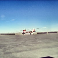Photo taken at BBCC Aviation Building by Nick H. on 4/17/2013