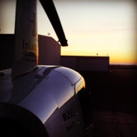 Photo taken at BBCC Aviation Building by Nick H. on 3/13/2014