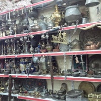 Photo taken at Hikmat Antiques by Max A. on 6/21/2013