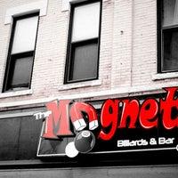 Photo taken at Magnet Billiards by Jason W. on 6/21/2013