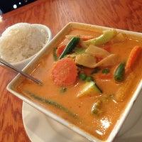 Photo taken at Thai Arroy Restaurant by Victoria D. on 1/12/2013