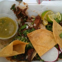 Photo taken at The Taco Truck by Chris H. on 2/12/2013
