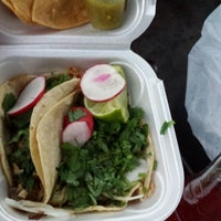 Photo taken at The Taco Truck by Chris H. on 2/1/2015