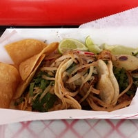 Photo taken at The Taco Truck by Chris H. on 2/8/2015