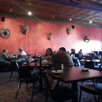 Photo taken at Arriba Mexican Restaurant & Lounge by Andrew D. on 7/12/2013