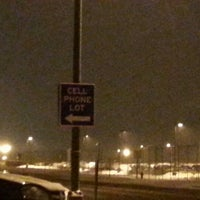 Photo taken at MSP Airport Cell Phone Lot by Andrew D. on 4/12/2013