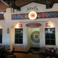 Photo taken at Mellow Mushroom by Andrew D. on 3/9/2014