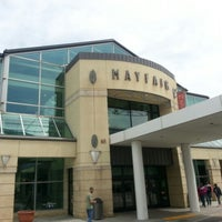 Photo taken at Mayfair Mall by Andrew D. on 5/25/2013