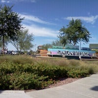 Photo taken at SanTan Village Mall by Andrew D. on 10/21/2012
