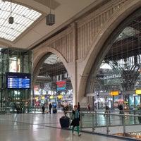 Das Foto wurde bei Leipzig Hauptbahnhof von Roberto G. am 9/4/2013 aufgenommen