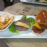 Photo taken at Burgers & Vine by Vino L. on 10/11/2014