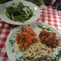Photo taken at Pasta i basta café by Игорь К. on 1/4/2015
