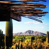 Photo taken at Desert Botanical Garden by HEATHER K. on 10/14/2012