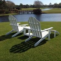 Photo taken at Kelly Plantation Golf Resort by Jim C. on 2/8/2013