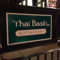 Photo taken at Thai Basil Restaurant by Leslie B. on 11/10/2012