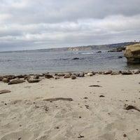 Foto tirada no(a) Seal Rocks por Justine R. em 5/10/2013