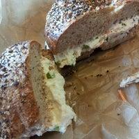 10/27/2012にmichelle z.がBrooklyn Bagel & Coffee Co.で撮った写真