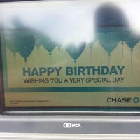 Photo taken at Chase Bank by Stephanie S. on 9/3/2013