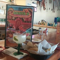 Photo taken at Anaya's Fresh Mexican Restaurant by Trace W. on 8/1/2014