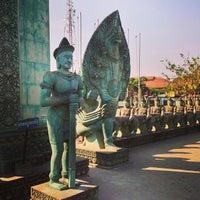 Photo taken at Angkor National Museum by Игорь К. on 2/20/2013