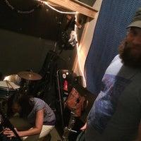 Photo taken at Scientific Labratories Music Rehearsal Studios by Amanda C. on 9/8/2014