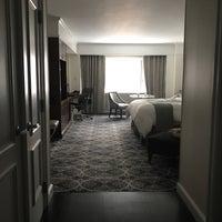Photo taken at Loews Regency Hotel by Amanda C. on 2/11/2017