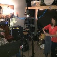 Photo taken at Scientific Labratories Music Rehearsal Studios by Amanda C. on 6/9/2014