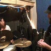 Photo taken at Scientific Labratories Music Rehearsal Studios by Amanda C. on 8/12/2014