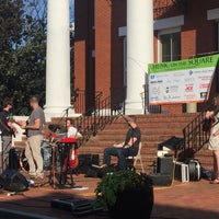 Photo taken at Music On The Square by Cody P. on 6/24/2016