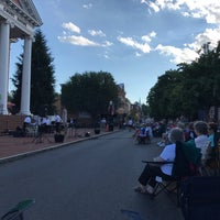Photo taken at Music On The Square by Cody P. on 6/2/2017