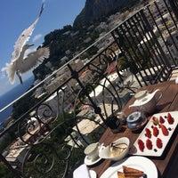 Foto scattata a Capri Tiberio Palace da Abdullah B. il 1/7/2017