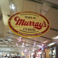 Photo taken at Murray's Cheese at Grand Central Market by Kathleen L. on 3/9/2013