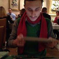 Photo taken at Cafe St. Petersburg by Timur Z. on 12/15/2012