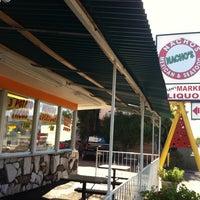Photo taken at Nachos Taco Shop by Carinna T. on 11/11/2012
