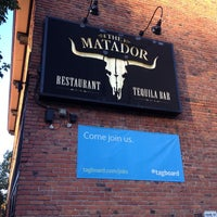 Photo taken at The Matador by Jamie B. on 9/26/2013