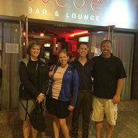 Photo taken at Suede Bar & Lounge by Laura M. on 6/25/2013