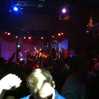 Photo taken at Epic Theatre at The Hat Factory by Christie C. on 10/28/2012