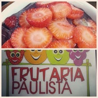 Photo taken at Frutaria Paulista by Guilherme M. on 12/5/2013