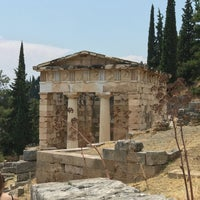 Photo taken at Temple of Apollo by James S. on 6/25/2017