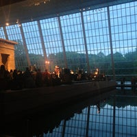 Photo prise au Temple of Dendur par Ryan J. le5/19/2013