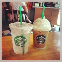 Photo taken at Starbucks by Jordan M. on 7/12/2013