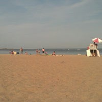 Photo taken at Presque Isle Beach 11 by Cory K. on 8/25/2013