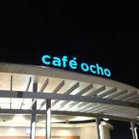 Photo taken at Café Ocho by Mike B. on 5/19/2013