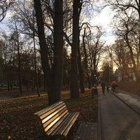 Photo taken at Parcul Central by Larissa M. on 11/7/2016