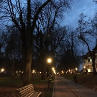 Photo taken at Parcul Central by Larissa M. on 11/10/2016